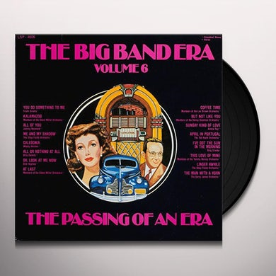 BIG BAND ERA 6 / VARIOUS Vinyl Record