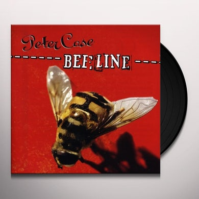 Peter Case BEELINE Vinyl Record