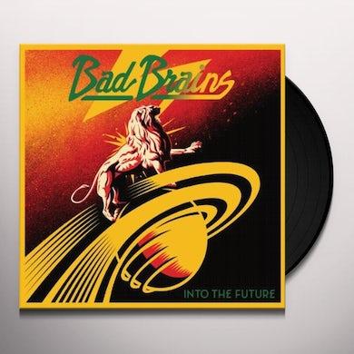 Bad Brains INTO THE FUTURE Vinyl Record
