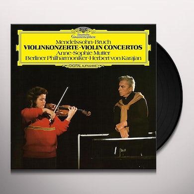 Anne-Sophie Mutter Mendelssohn: Violin Concerto In E Minor, Op.64, MWV O14... (LP) Vinyl Record