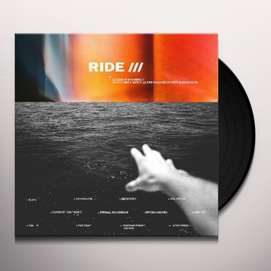 Ride Clouds In The Mirror (This Is Not A Safe Place Reimagined By Petr Aleksande Vinyl Record