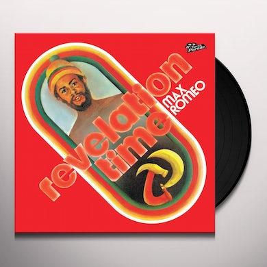 Max Romeo  Revelation Time Vinyl Record