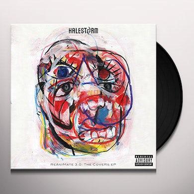 Halestorm REANIMATE 3.0: THE COVERS EP Vinyl Record