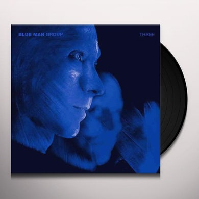 Blue Man Group THREE Vinyl Record