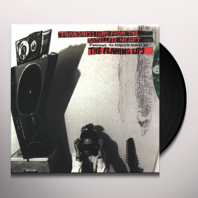 The Flaming Lips TRANSMISSIONS FROM THE SATELLITE HEART Vinyl Record