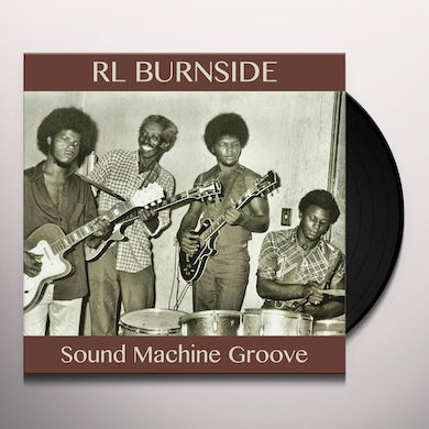 SOUND MACHINE GROOVE Vinyl Record