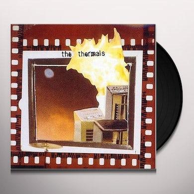 The Thermals MORE PARTS PER MILLION Vinyl Record
