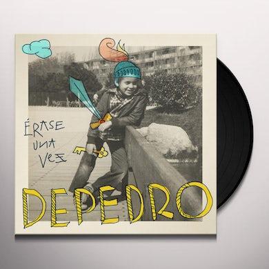 DePedro ERASE UNA VEZ Vinyl Record