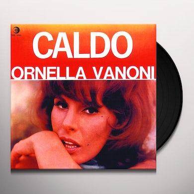 Ornella Vanoni CALDO Vinyl Record
