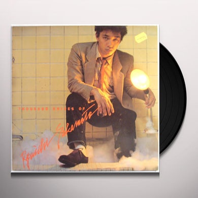THOUSAND KNIVES OF RYUICHI SAKAMOTO Vinyl Record