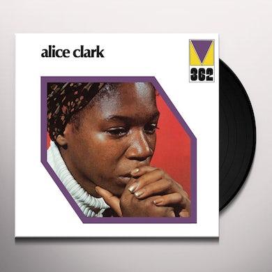 ALICE CLARK Vinyl Record