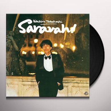 Yukihiro Takahashi SARAVAH Vinyl Record