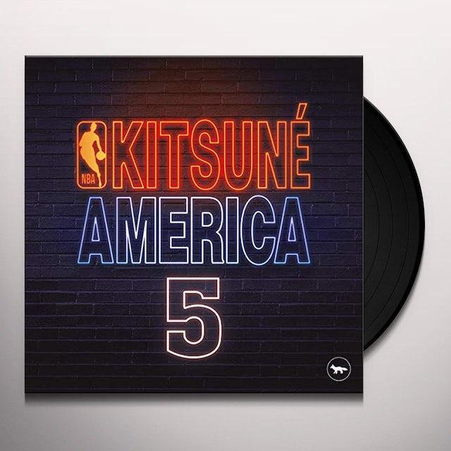 Kitsune America 5: Nba Limited Edition / Various