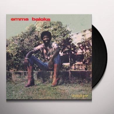 Emma Baloka FREEDOM Vinyl Record