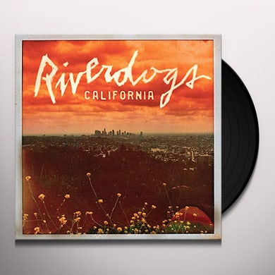 Riverdogs CALIFORNIA Vinyl Record