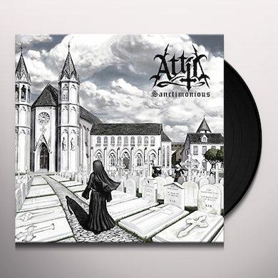 Attic SANCTIMONIOUS Vinyl Record