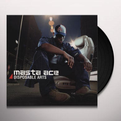 Masta Ace DISPOSABLE ARTS Vinyl Record