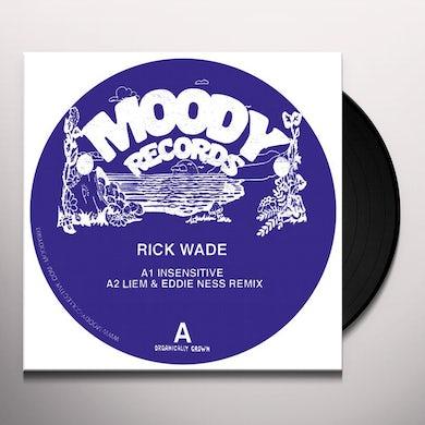 Rick Wade DEEP N MOODY Vinyl Record