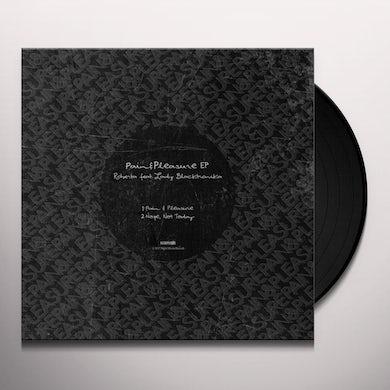 Roberta PLAIN & PLEASURE Vinyl Record