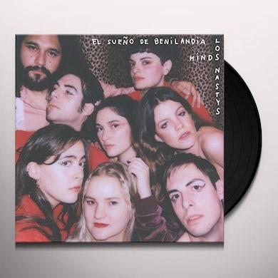 Hinds / Los Nastys HOLOGRAMA / CASTIGADAS EN EL GRANERO Vinyl Record