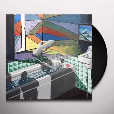 Cold Pumas HANGING VALLEY Vinyl Record