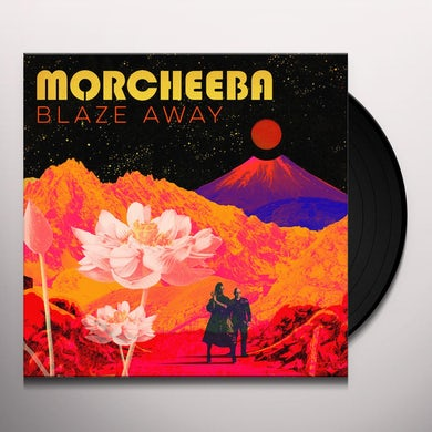 Morcheeba BLAZED AWAY Vinyl Record