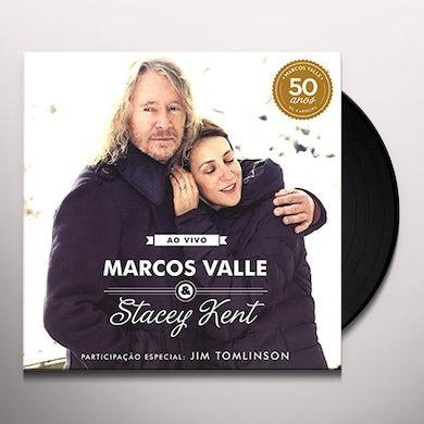 Marcos Valle AO VIVO Vinyl Record
