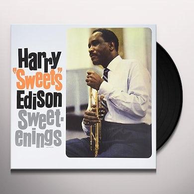 "Harry ""Sweets"" Edison SWEETEINGS Vinyl Record"