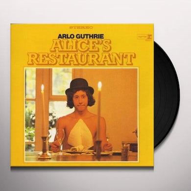 Arlo Guthrie ALICE'S RESTAURANT Vinyl Record