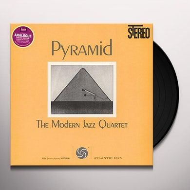 The Modern Jazz Quartet PYRAMID Vinyl Record
