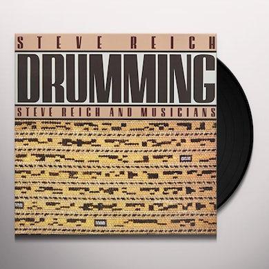 Steve Reich DRUMMING Vinyl Record