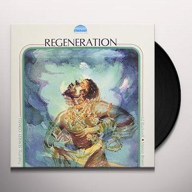 Stanley Cowell REGENERATION Vinyl Record