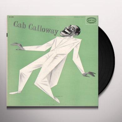 Cab Calloway Vinyl Record