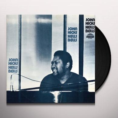 John Hicks HELLS BELLS Vinyl Record