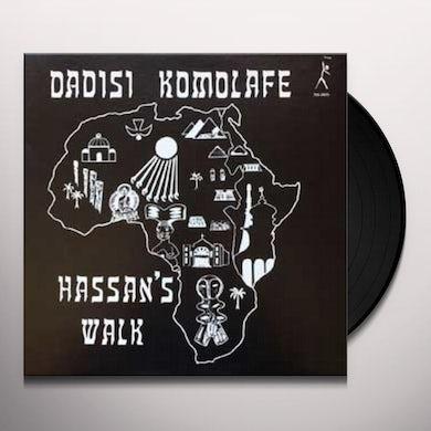 Dadisi Komolahe HASSANS WALK Vinyl Record