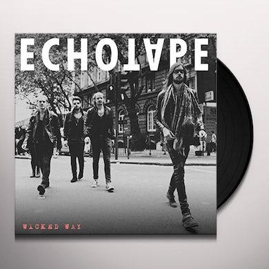 Echotape WICKED WAY Vinyl Record