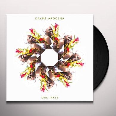 Daymé Arocena ONE TAKES Vinyl Record