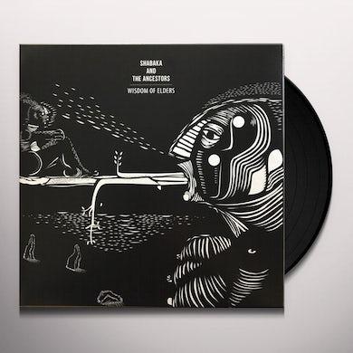 Shabaka & The Ancestors WISDOM OF ELDERS Vinyl Record