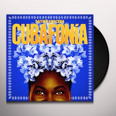 Dayme Arocena CUBAFONIA Vinyl Record