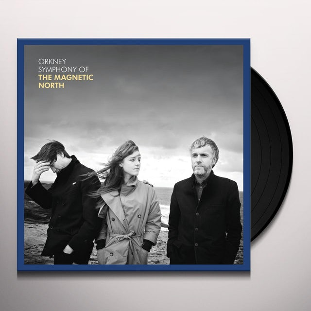 ORKNEY: SYMPHONY OF THE MAGNETIC NORTH Vinyl Record