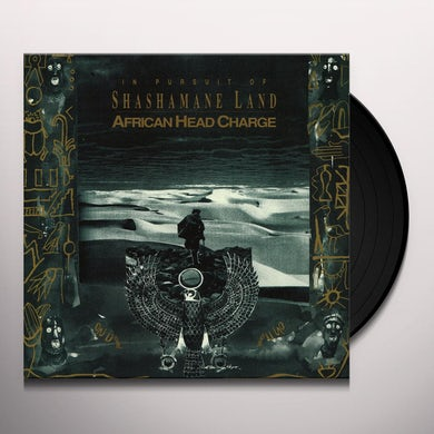 IN PURSUIT OF SHASHAMANE LAND Vinyl Record