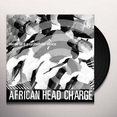 African Head Charge VISION OF A PSYCHEDELIC AFRICA Vinyl Record