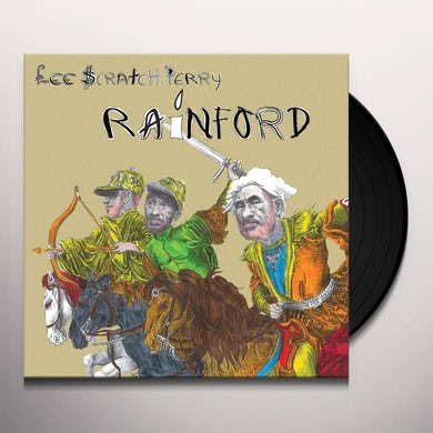 RAINFORD Vinyl Record