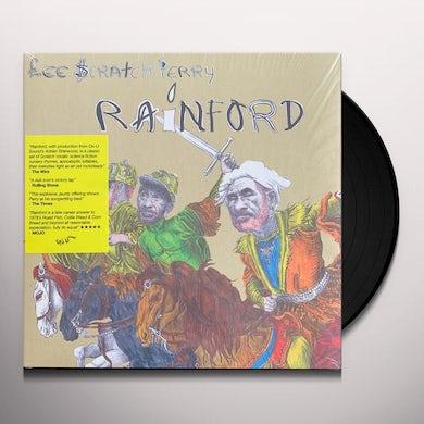 Lee Scratch Perry RAINFORD Vinyl Record