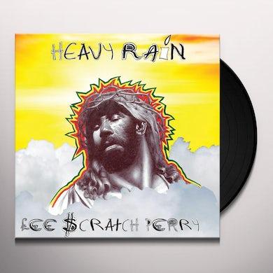Lee Scratch Perry HEAVY RAIN Vinyl Record