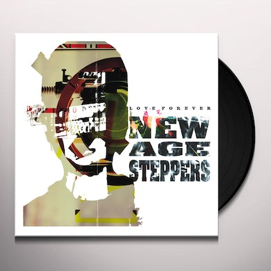 New Age Steppers LOVE FOREVER Vinyl Record