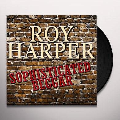 Roy Harper SOPHISTICATED BEGGAR Vinyl Record