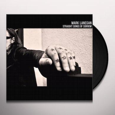 Mark Lanegan STRAIGHT SONGS OF SORROW Vinyl Record