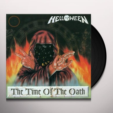 Helloween TIME OF THE OATH Vinyl Record