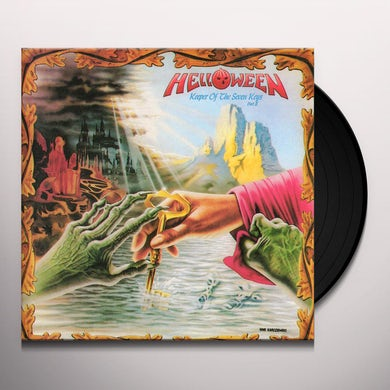 Helloween KEEPER OF THE SEVEN KEYS (PART TWO) Vinyl Record